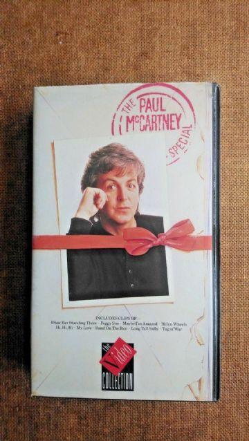 Paul McCartney - The Paul McCartney Special (VHS 1987) - The Beatles